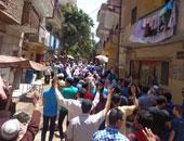 الإخوان يحاولون إفساد فرحة العيد بالإسكندرية.. والأمن يفرق مسيرتهم