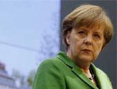 المستشارة الألمانية انجيلا ميركل تصل أوكرانيا