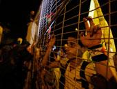 """الأسرى الفلسطينيون فى سجن """"عسقلان"""" الإسرائيلى يعلّقون الإضراب عن الطعام"""