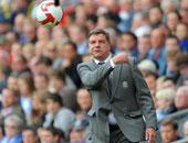 مدرب إنجلترا يخشى فقدان أعصابه أمام سلوفاكيا