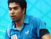البيلى يودع منافسات بطولة عمان الدولية للطاولة