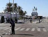 استئناف حركة المسافرين بالمعابر الحدودية بين ليبيا وتونس