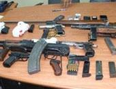 حبس متهم بحيازة أسلحة وذخيرة داخل أوتوبيس فى عين شمس
