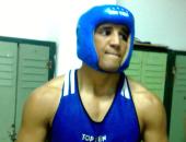 نجم أولمبى.. عبدالرحمن عرابى أول لاعب ملاكمة مصرى يشارك فى دورى الاحتراف