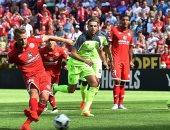 بالفيديو.. ليفربول يدفع ثمن الفوز على برشلونة ويخسر أمام ماينز برباعية