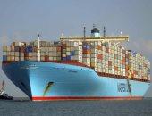 """""""مميش"""": 259 سفينة عبرت قناة السويس بحمولة 14.9 مليون طن خلال 5 أيام"""