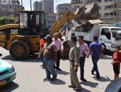 اليوم.. انطلاق حملة أمنية مكبرة بمحافظة القاهرة لإزالة الإشغالات والمخالفات