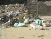 """أهالى أجا : نستغيث من تلال القمامة وانتشار الأمراض.. """"نريد حلا"""""""