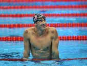 أولمبياد 2016.. فيلبس يقترب من تحطيم رقم قياسى عمره 2000 عاماً
