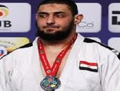 إيقاف إسلام الشهابى لاعب الجودو 8 سنوات بسبب المنشطات