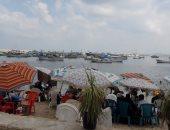 توقيع غرامات على شواطئ الإسكندرية بقيمة 851 ألف جنيه خلال 2017