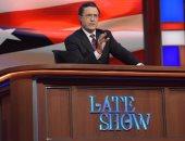 الإعلامى الساخر ستيفن كولبرت يغطى انتخابات الرئاسة الأمريكية على Showtime