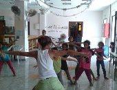 """بالصور.. تنظيم فعاليات الأنشطة النوعية للأطفال فى بيت ثقافة """"دهب"""""""
