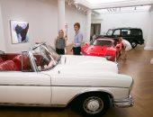 بالصور.. عرض سيارات كلاسيكية فاخرة فى مزاد بلندن