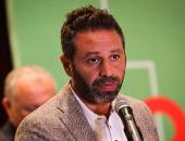 حازم إمام فى لايف على اليوم السابع:  الإنطواء وراء عدم استكمال الاحتراف