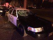 القبض على امرأة عارية سرقت سيارة قائد بالشرطة الأمريكية فى ولاية أريزونا