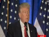 """بالفيديو.. ترامب: كلينتون """"متعصبة"""" وترى الملونين كأصوات وليس كبشر"""