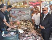 مدير أمن القاهرة يقود حملات لضبط المتلاعبين بقوت المواطنين ومحتكرى السلع