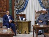 الإمام الأكبر: الأزهر أعلن بوضوح تأييده للموقف العربي المساند لحكومة اليمن