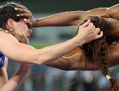 حبيبة طارق تودع بطولة العالم للمصارعة بفرنسا