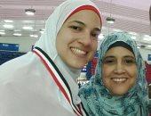 """والدة هداية ملاك لـ""""اليوم السابع"""": لم أتحدث معها حتى الآن.. ومبروك لمصر"""