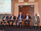 """بالصور .. سياسيون ودبلوماسيون وشخصيات عامة فى مؤتمر """"مصر باب الوصل"""""""