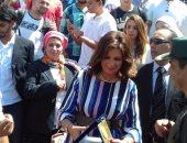 وزيرة الهجرة تصحب أبناء المصريين بالخارج فى زيارة لبانوراما حرب أكتوبر