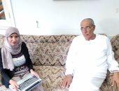 """بالفيديو والصور.. عمدة """"بنى هلال"""" بالشرقية يروى قصة زيارة جمال عبد الناصر"""