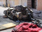 داعش يعلن مسئوليته عن عملية انتحارية ضد قوات موالية لحكومة شرق ليبيا