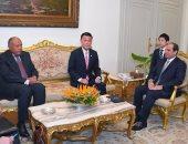 السيسى يشيد بالشخصية اليابانية ويبحث تفعيل اتفاقيات بين القاهرة وطوكيو