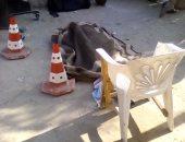مصرع مسن قفز من شقته أثناء احتراقها بسبب انفجار أسطوانة غاز بالجمالية