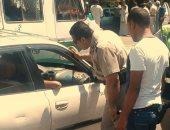 مرور الشرقية يفحص 20 سائقا للاشتباه فى قيادتهم السيارات تحت تأثير المخدر