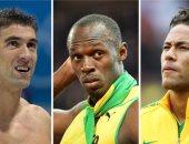 أولمبياد 2016.. 10 أساطير أبدعوا وأمتعوا فى منافسات ريو دى جانيرو