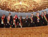 بالفيديو والصور.. أعضاء النيابة الإدارية دفعة2011 يؤدون اليمين القانونية أمام وزير العدل