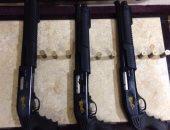 القبض على عاطل بحوزته بندقية خرطوش قبل التشاجر مع آخرين بالمقطم