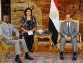 السيسي يرحب باستضافة مصر الدورة التشريعية الرابعة للبرلمان الإفريقى