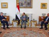 """عضو بالكونجرس الأمريكى: غرست الأشجار فى سيناء.. و""""مصر هى أمى"""""""