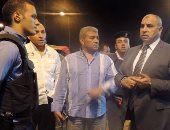 مدير أمن الجيزة يترأس حملة أمنية بالوراق لضبط الهاربين والمتهمين بقضايا