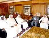 """الأمين العام لـ""""أوابك"""" يلتقى وفد """"المنظمة"""" لمؤتمر بتروتك 2016 بالبحرين"""