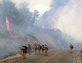 إعلان الطوارئ فى تشيلى بسبب حرائق الغابات