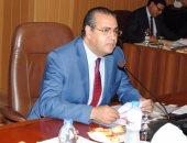 رئيس جامعة المنصورة يناقش موازنة العام المالى الجديد مع مديرى المستشفيات