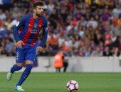 برشلونة يحتفل بعيد ميلاده جيرارد بيكيه الثلاثين