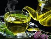 فوائد الشاى الأخضر أهمها التخلص من التعب والإرهاق