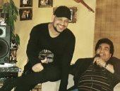 31b97a242 عصام كاريكا يعلن عن تعاونه مع عدوية فى أغنية جديدة على