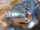 صحافة المواطن: إصابة 10أشخاص فى حادث تصادم بطريق مصر الإسكندرية الصحراوى