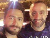 بالفيديو.. شاهد أغنيات تامر حسنى مع السقا ونجوم ستار أكاديمى من حفل مارينا