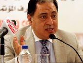 وزير الصحة يتفقد الأسعاف والعيادات الطبية بمستشفيات شرم الشيخ