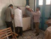 مباحث التموين  تضبط تاجرا لاحتكاره 120 طن أرز بدمياط