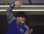 """مارادونا يعترف بـ""""نجله"""" دييجو بعد إنكاره 30 عاما"""