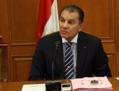 حاتم باشات: ننسق مع وزارة الخارجية لعمل رؤى متكاملة للتوجه نحو أفريقيا